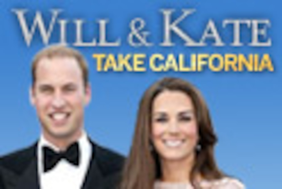 Will & Kate Take California blog tile